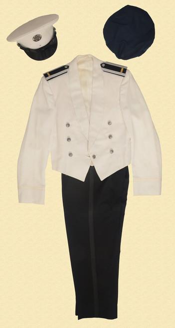 U.S.A.F. DRESS WHITES UNIFORM - C28941