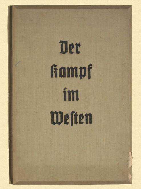 GERMAN WW2 STEREO BOOK - C11194