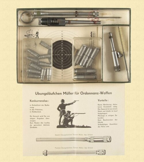 SWISS LUGER CONVERSION KIT - M3030