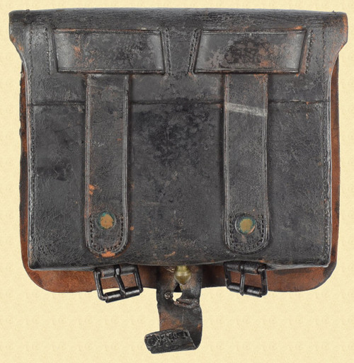 U.S. M1864 CARTRIDGE BOX - C26923