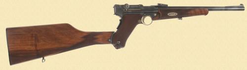 DWM 1902 LUGER CARBINE - C26366