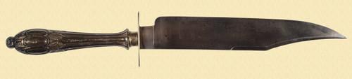 ENGLISH CALIFORNIA BOWIE KNIFE - C24378