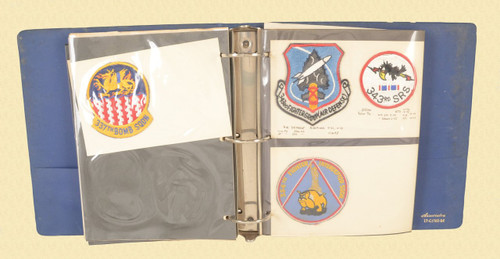 VARIOUS MILITARY AVIATION UNIT PATCHES - C39946