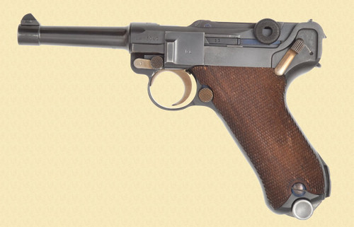 MAUSER 1938 BANNER LATVIAN CONTRACT - C40908