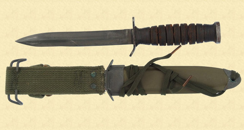 U S M3 TRENCH KNIFE - M1964