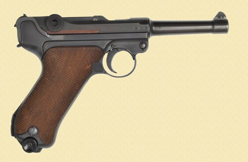 MAUSER  S/42 OUT OF SEQUENCE PARTS GUN - C40470