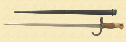 FRENCH M1874 GRAS BAYONET - M2225