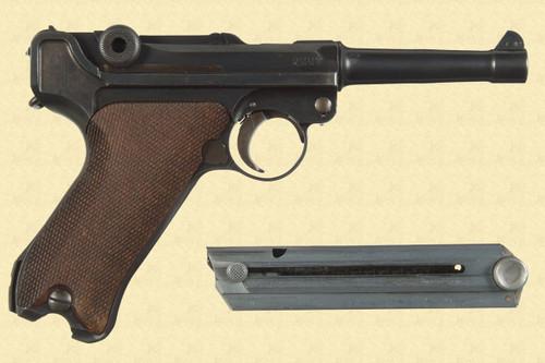 DWM 1918 POLICE REWORK - D5721