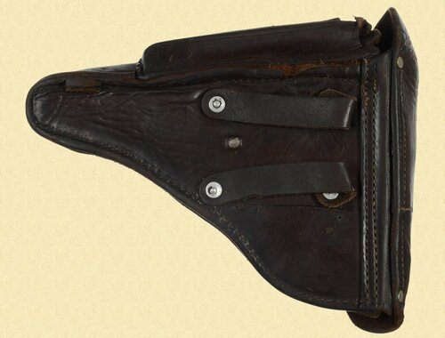 FINNISH LUGER HOLSTER - C19374