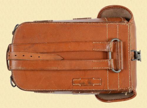 GERMAN WW2 HORSE SADDLE BAG - M6054