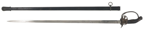 PRUSSIAN M-89 OFFICERS SWORD - C21975