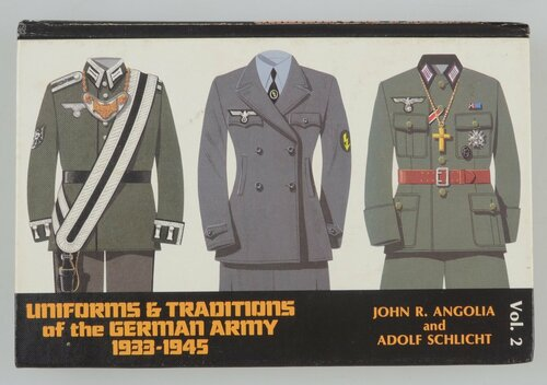 UNIFORMS & TRADITIONS of the GERMANY ARMY