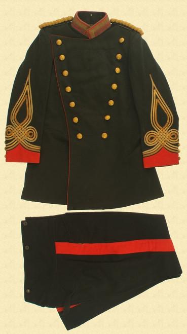 JAPANESE IJA FULL DRESS UNIFORM - C12334