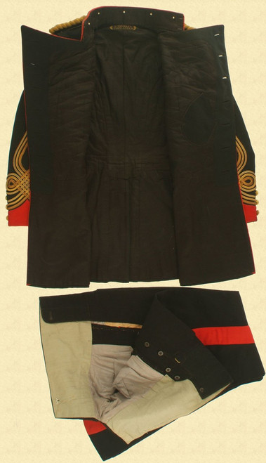JAPANESE IJA FULL DRESS UNIFORM - C12334