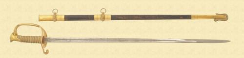 US NAVY DRESS SWORD - M2413