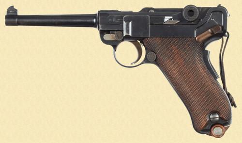 DWM 1906 SWISS MILITARY - Z20856