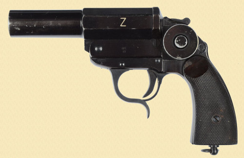 WALTHER RIFLED FLARE PISTOL Z - C24269