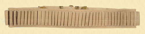 Hurlburt Infantry Cartridge Belt - C26825