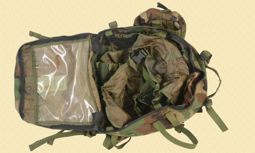 SPEC PLASTIC INC MEDIC BAG - C39686