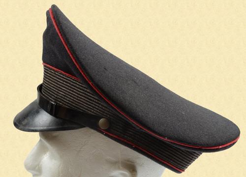 WEST GERMAN VISOR HAT - C18719