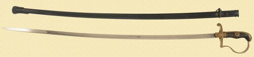 GERMAN DRESS SWORD - C26104