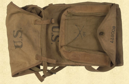 US WW1 M1910 HAVERSACK - C9926