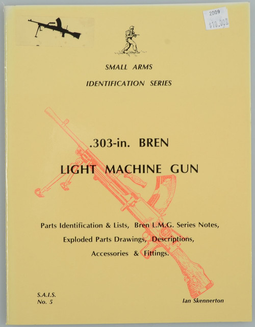 .303-in. BREN LIGHT MACHINE GUN