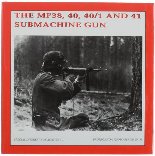 The MP38, 40, 40/1 and 41 submachine gun