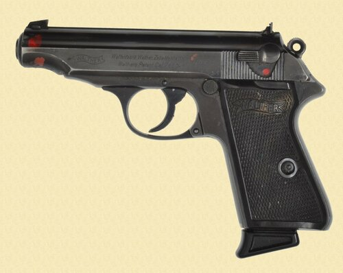 WALTHER MOD PP - Z39100