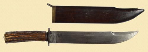 AMERICAN PLAINS KNIFE - C24405