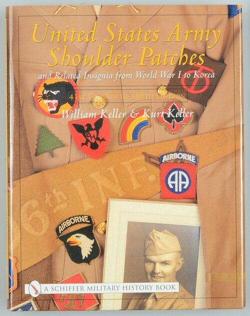 United States Army Shoulder Patches