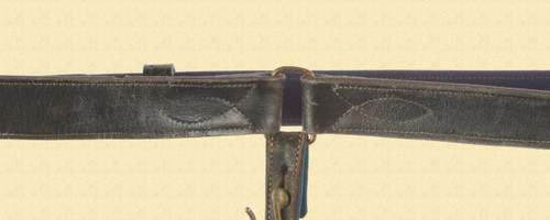 JAPANESE NAVAL OFFICERS BELT - C12300