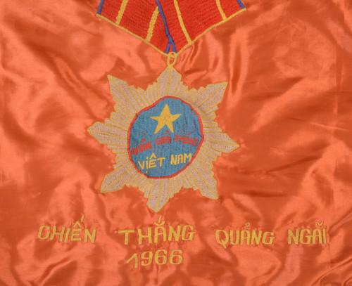VIETNAMESE BANNER (1966) - D15714