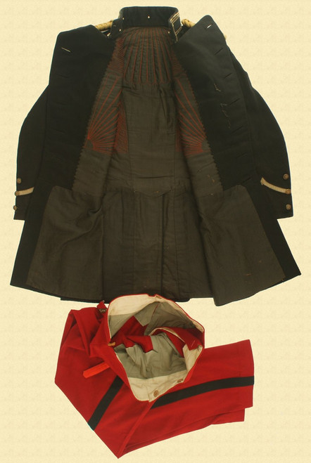 JAPANESE IJA FULL DRESS UNIFORM - C12332