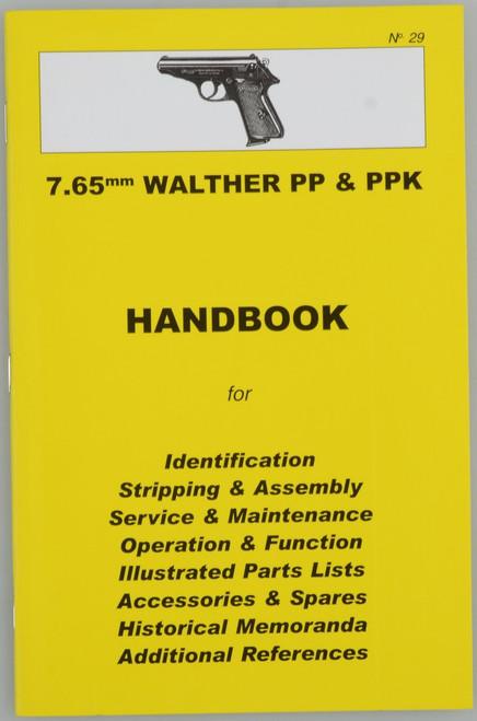 7.65mm Walther PP & PPK HANDBOOK