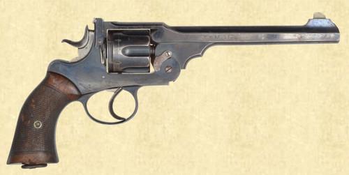 WEBLEY & SCOTT WG MODEL 1896 TARGET - C42122