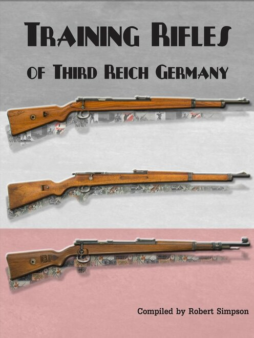 TRAINING RIFLES OF THIRD REICH GERMANY - K1700