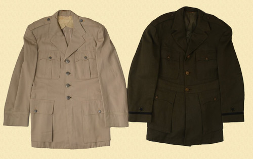U.S. MILITARY UNIFORMS LOT - C28952