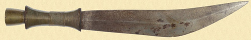 UNIDENTIFIED KNIFE - C25280