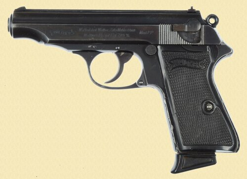 WALTHER MODEL PP - Z27681