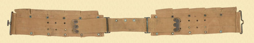 US MILLS CARTRIDGE BELT 1915 - C38831