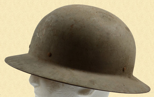 US CIVIL DEFENSE HELMET - C18721