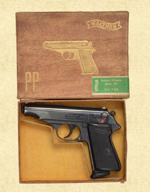 WALTHER PP IN BOX - Z39121