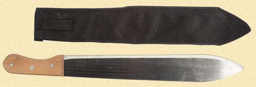 UNMARKED MACHETE - C24809