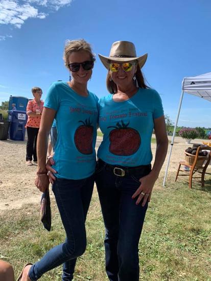 2019 Tasty Tomato Festival T-Shirt