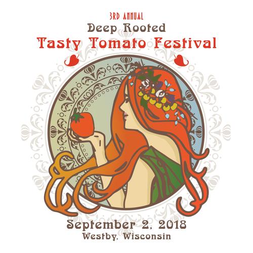 2018 Tasty Tomato Festival T-Shirt