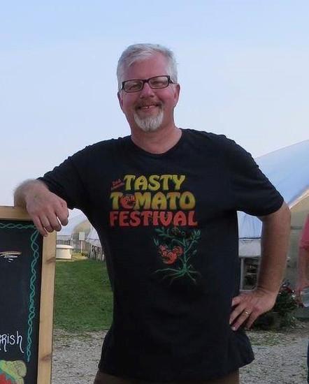 2017 Tasty Tomato Festival T-Shirt