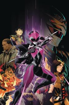 Saban's Mighty Morphin Power Rangers Ranger Slayer #1