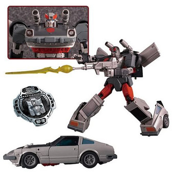 Transformers Masterpiece Edition MP-18+ Bluestreak (Anime Streak)