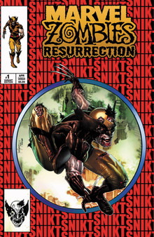 MARVEL ZOMBIES RESURRECTION #1 (OF 4) UNKNOWN COMICS MICO SUAYAN EXCLUSIVE VAR  MARVEL COMICS  (W) Phillip Kennedy Johnson (A) Leonard Kirk (CA) Mico Suayan  THE MARVEL ZOMBIES RISE AGAIN! When the corpse of Galactus reaches planet Earth carrying a cannibalistic virus- Spider-Man and a ragtag group of heroes struggle to save survivors and uncover the truth! Parental Advisory  *All street dates and art are subject to change by publishers.